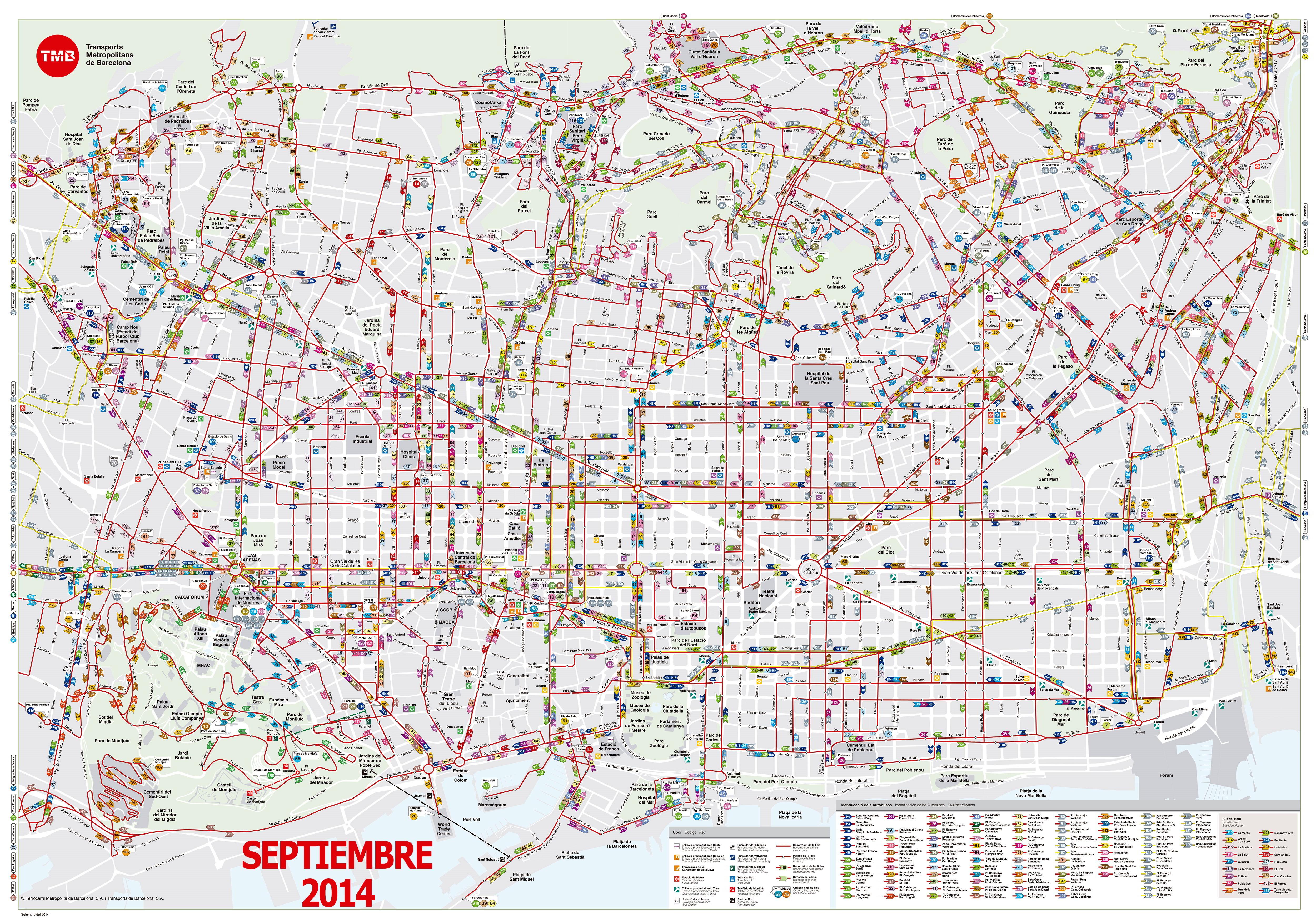 mapa-autobus-barcelona